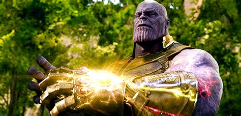 27 Thanos GIFs That Every Marvel Fan Should See
