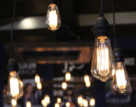 Edison Bulb Chandelier | In The Event