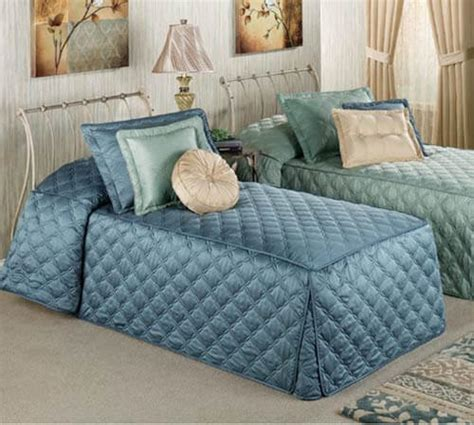 Update: Where to find quilted fitted bedspreads - now in
