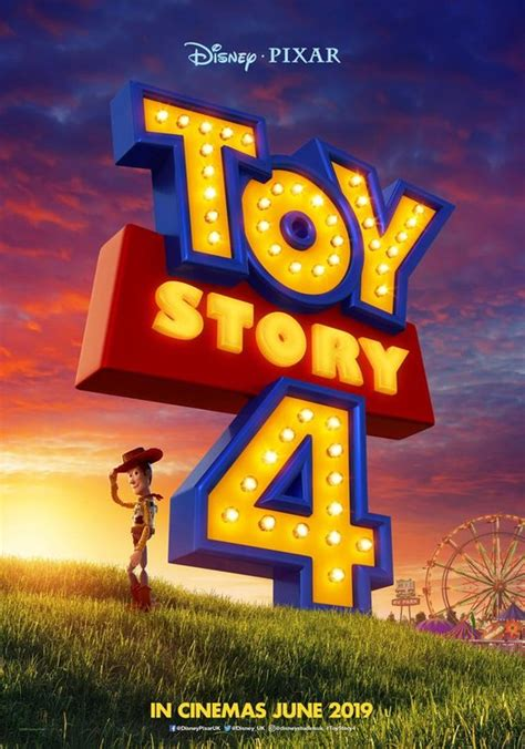 Tom Hanks stars in Toy Story 4, in theaters 6/21/19