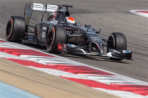 itc racing: Sauber F1 Team - T03 Day One Report (27