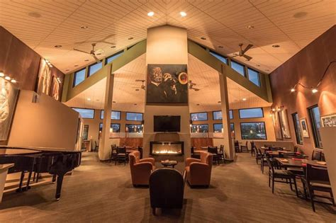 Bistro on the Greens brings elegant dining, beer garden to