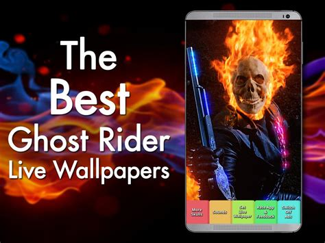 Download Ghost Rider Live Wallpaper Apk Gallery