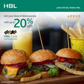 HBL Cards Discounts + Win a trip for two to watch HBLPSL