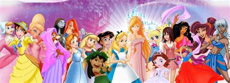 They're Princesses in our eyes - Disney Princess Photo