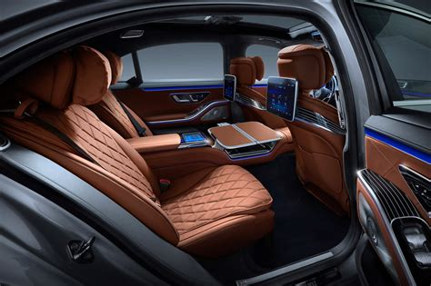 New Mercedes-Benz S-Class: full details of new luxury car
