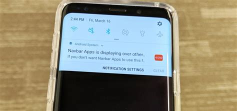 How to Disable Those Annoying 'Displaying Over Other Apps