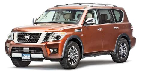 2017 Nissan Armada Review: Voyage Back in Time - Consumer