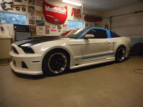 Fixing the 2010-up Mustang rear styling - Ford Mustang Forum