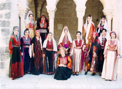 Ramallah: Demonstration to preserve the traditional