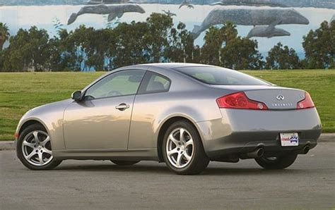 Used 2003 INFINITI G35 Coupe Pricing - For Sale   Edmunds