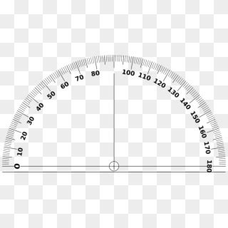 Free Png Protractor Png Png Image With Transparent - Print