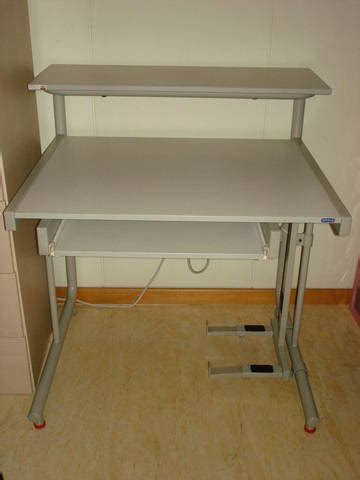 2nd Hand Sitoca 2 Tier Computer Table FOR SALE in