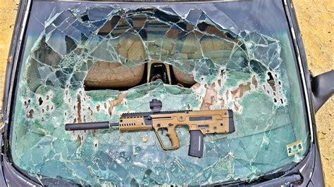 Gun Review: IWI Tavor X95 in 300 Blackout - The Truth