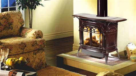 Vermont Castings Stardance Direct Vent Gas Stove   Hechler