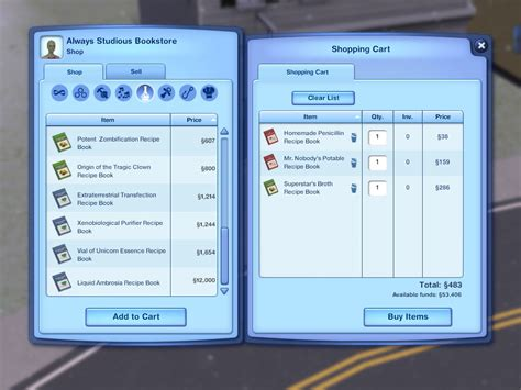 Mod The Sims - More Alchemy Potions + Potions for Pets