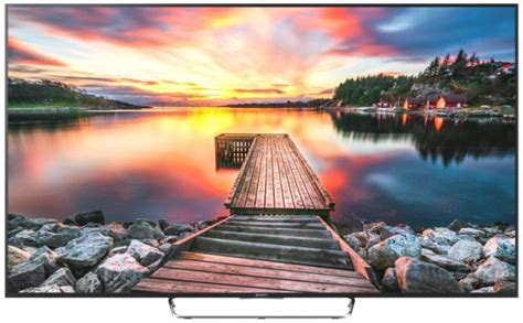 2015 Sony HDTV Screen Size & Feature Guide