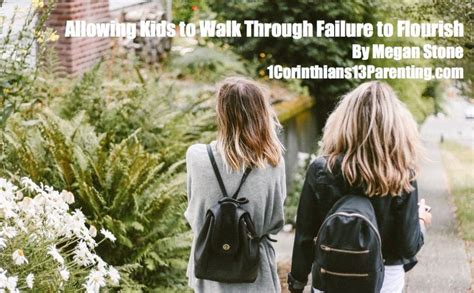 Allow for failure to get to flourish | Best friend