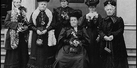 Get to know some history on the rights of women voting in