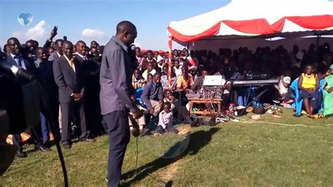 NICK RUTO gets groomed for politics - YouTube