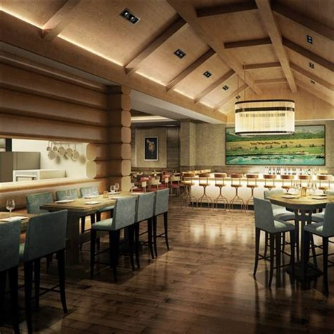 Old Hickory Steakhouse - Gaylord Rockies Resort