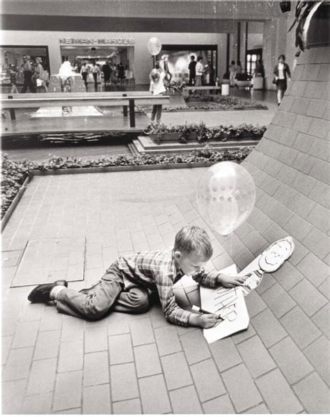 A look back: Historical photos of NorthPark Center - Lake
