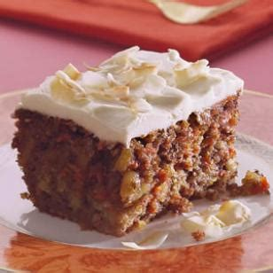 Carrot Cake Recipe with Cream Cheese Frosting from Real