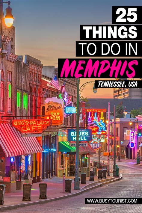 25 Best & Fun Things To Do In Memphis (Tennessee)   Fun