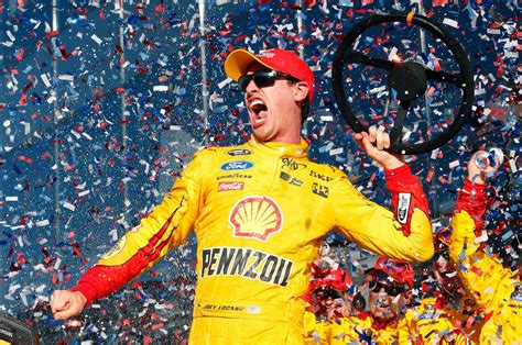 Ford Sweeps Speedweeks with Logano Daytona 500 Victory