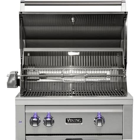 """Viking - Professional 5 Series 30"""" Built-In Gas Grill"""