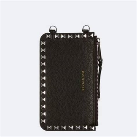 Trouva: The Sarah Pouch In Black Silver