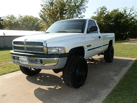 2001 Dodge Ram 2500 REG CAB 4X4 for sale in Canton TX from