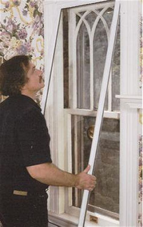 Storm Windows: Invisible outside, warm inside   Old House Web