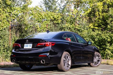 2018 Acura TLX Elite A-Spec | DoubleClutch