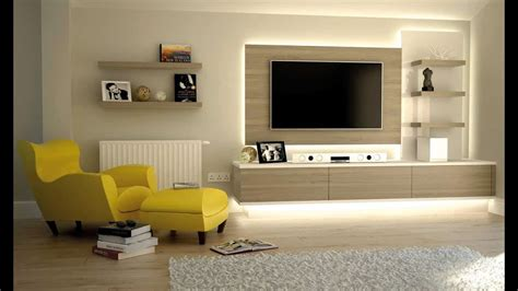 Show-stopping Modern Wall Units for your Living Room