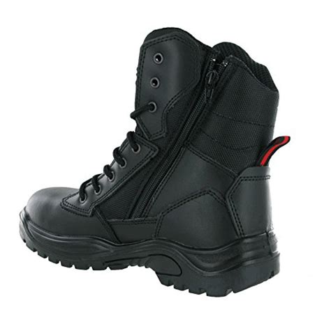 Steel Toe Cap Combat Tactical Safety Ankle Boots Security
