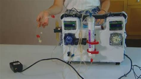 Teen invents portable, low-cost dialysis machine   CTV