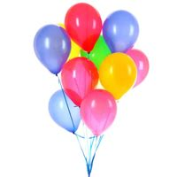 Send Balloons To India,   Online Birthday Balloon Delivery