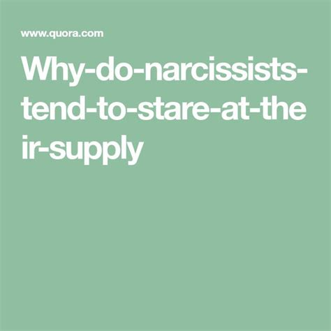 Why-do-narcissists-tend-to-stare-at-their-supply