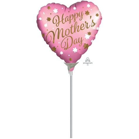 22cm Happy Mother's Day Balloon Mix 1 (25 balloons