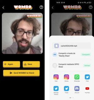 How to download and use the Wombo