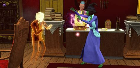 The Sims 3 Supernatural: Witches Guide