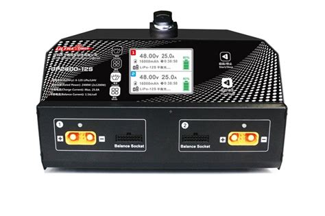 Ultra Power UP2400 12S 25A - 6-12S Charger for LiPo/HV and