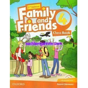 Family and Friends 4 Class Book 2nd Edition pdf download