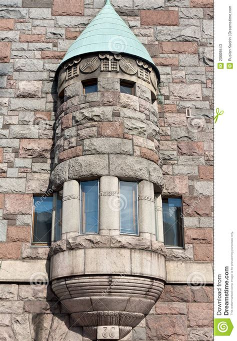 Decorative Architectural Element Stock Image - Image of
