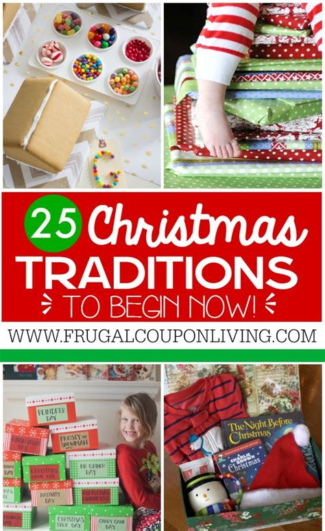 25 Christmas Traditions to Start Right Now!