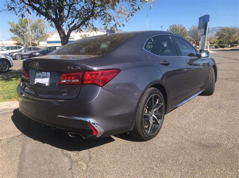 Certified Pre-Owned 2018 Acura TLX 3