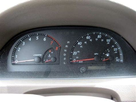 Toyota Camry: Why is My Speedometer Inaccurate?   Camryforums
