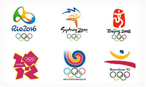 Which Of These Olympic Logos Is Your Favorite?