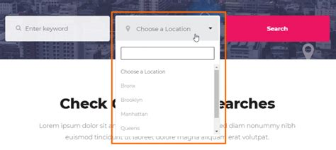 Why are there no locations to choose from? – Help Center